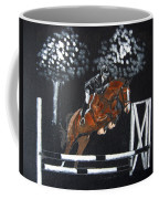 Show Jumper Coffee Mug