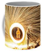 Shower Of Fire Coffee Mug