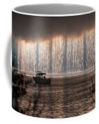 Shower Of Fireworks Coffee Mug