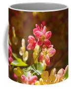 Shower Tree Blossoms Coffee Mug