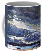 Showers Behind The Cold Front Coffee Mug