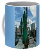 Shrimp Boat Back Coffee Mug