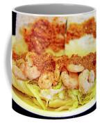 Shrimp Po-boy Coffee Mug