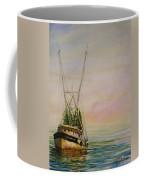 Shrimping Coffee Mug