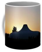 Shrine Of The Book Coffee Mug
