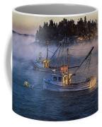 Shrouded In Morning Sea Smoke Coffee Mug