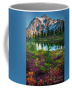 Shuksan Autumn Coffee Mug