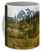 Shuksan Autumn Coffee Mug