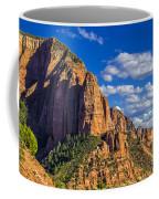 Shuntavi Butte Coffee Mug