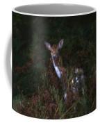Shy Fallow Deer 4 Coffee Mug