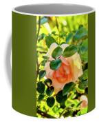 Shy Rose Coffee Mug