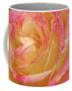 Shy Yellow Rose Coffee Mug