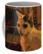 Si O No Coffee Mug