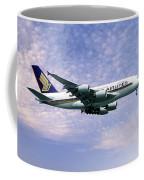 Sia A380 9v-ska Coffee Mug