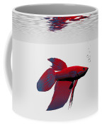 Siamese Fighting Fish Coffee Mug