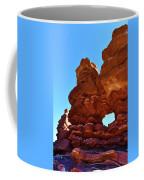 Siamese Twins Natural Window Coffee Mug