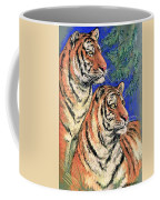 Siberian Tiger Coffee Mug