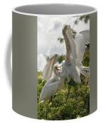 Sibling Squabble Coffee Mug by Christopher Holmes