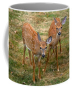 Siblings Visit Coffee Mug