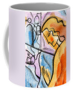 Sickness And Healing Coffee Mug