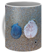 Side By Side Shells Coffee Mug
