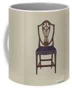 Side Chair (one Of Six) Coffee Mug