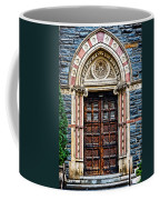 Side Entrance Coffee Mug