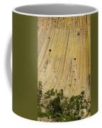 Side Of Devils Tower Coffee Mug