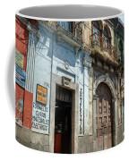 Side Street Homes Antiqua Guatemala 3 Coffee Mug