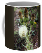 Side Thistle  Coffee Mug