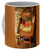 Sidewalk Gallery - Painted Coffee Mug