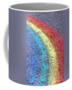 Sidewalk Rainbow  Coffee Mug