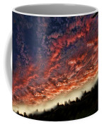 Sideways Sky Coffee Mug