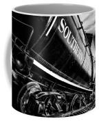 Sideways Train Coffee Mug