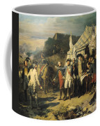 Siege Of Yorktown Coffee Mug