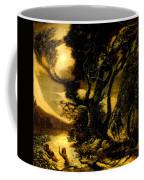 Siegfried And The Rhine Maidens Coffee Mug