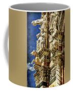 Siena Duomo Statues 2 Coffee Mug