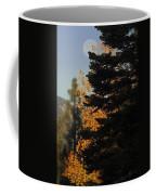 Sierra Autumn Moonset Coffee Mug
