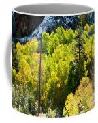 Sierra Fall Forest Coffee Mug