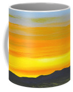 Sierra Foothills Sunrise Coffee Mug