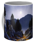 Sierra Moonrise Coffee Mug