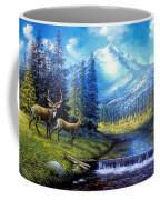 Sierra Mountain Meadow   Coffee Mug