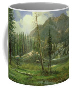 Sierra Nevada Mountains Coffee Mug