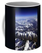 Sierra Nevada Range Coffee Mug