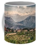 Sierra Nevada View Coffee Mug
