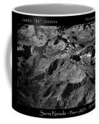 Sierra Nevada's Planer Earth Bw Coffee Mug