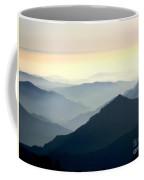 Sun-setting From Beetle Rock Coffee Mug