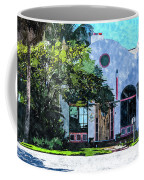 Siesta Key Beach Cottage Coffee Mug