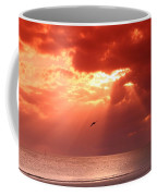 Siesta Key Pelican Coffee Mug