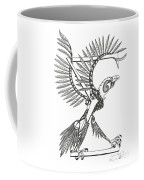 Sigma Eagle Coffee Mug